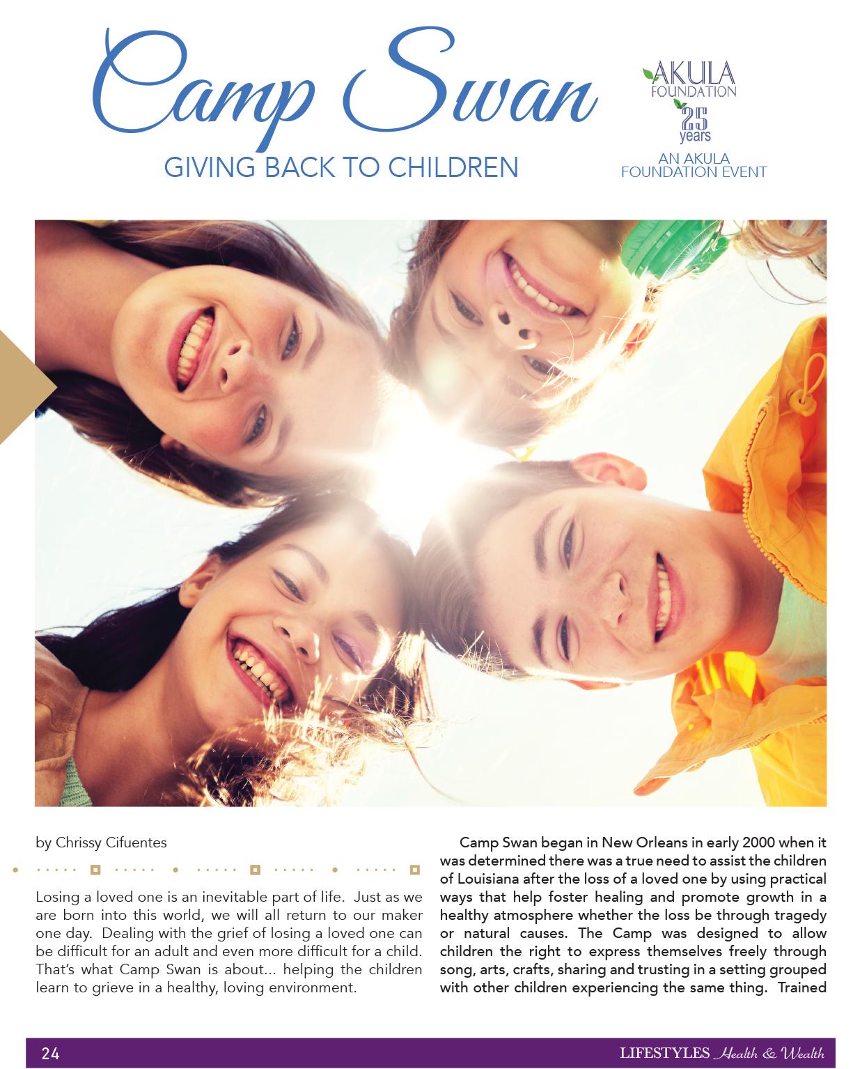 Camp Swan - Lifestyles Nov - Dec  Page 3 - 24