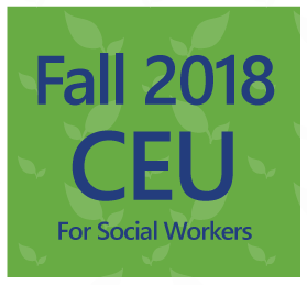 Fall 2018 CEU Workshop for social workers - Akula Foundation