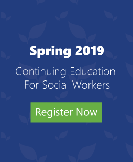 Spring 2019 CEU Workshop for social workers - Akula Foundation